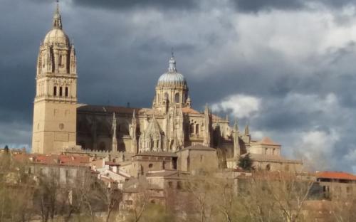 La Cattedrale vista da Ponte Romano