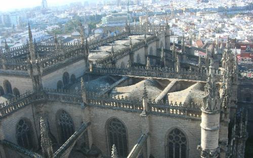 Vista dalla Cattedrale