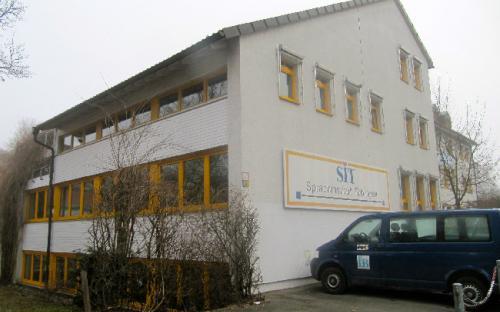 La scuola a Tübingen