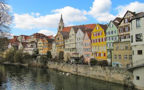 Tübingen Neckar